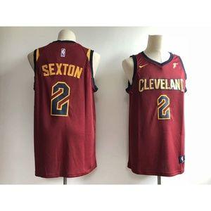 Cleveland Cavaliers Collin Sexton Jersey